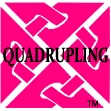 Quadrupling